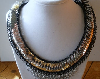 Medieval Collar Necklace