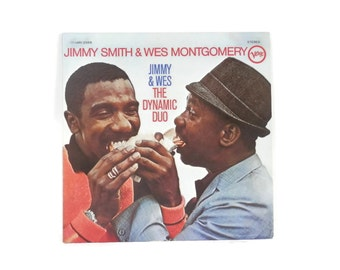 Jimmy Smith & Wes Montgomery Verve Records UMV 2069 1968 Japan Release