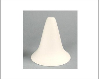 Mini Cone Draping Mold, for Fused Glass Lilies