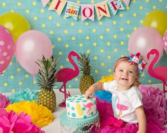 BIRTHDAY BANNER / Little Red Riding Hood / First Birthday