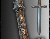 High quality IMPERIAL dagger for live action role playing(LARP).
