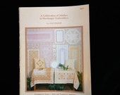 A Celebration of Stitches in Hardanger Embroidery by Edel Mitchell