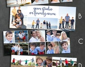 Personalized Facebook Timeline Cover, FB Timeline, Multiple Photos FB timeline, Family Photo Facebook Cover, Custom Facebook Timeline Cover