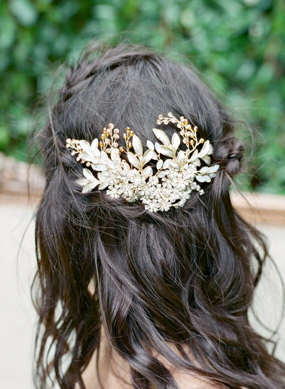 AUDREY Bridal Headpiece
