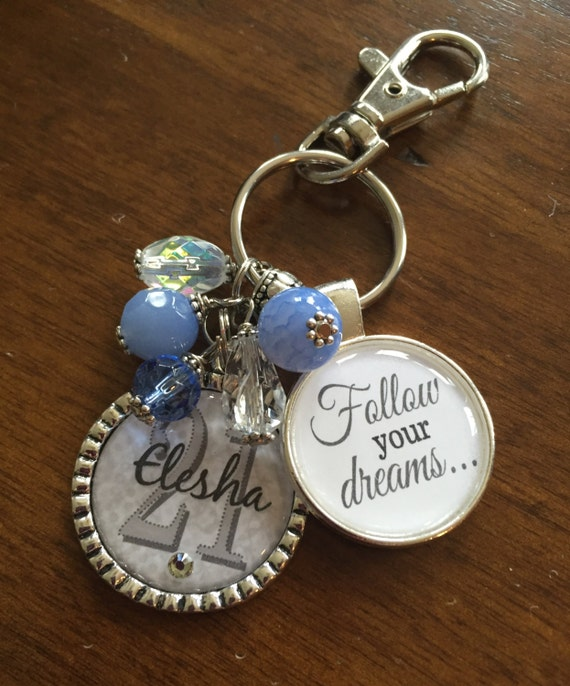 Personalized 21st Birthday Gift Follow Your
