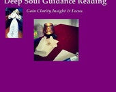 Deep Soul Guidance Reading - Video Reading Format - Spiritual Insight For Your Life Path, Includes 5 Oracle Cards for Extra Insight