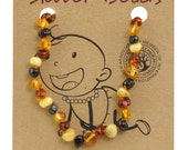 Multi Baby Amber Necklace