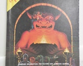 1980 6th Printing TSR Hobbies Advanced Dungeons and Dragons Player Handbook