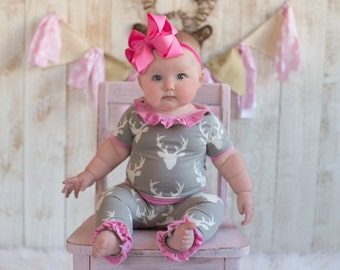 Baby Girl Clothes, Baby Girl Gift, Coming Home Outfit, Baby Girl, Kids, Baby Girl Outfit, Baby Clothes, Baby Girl Coming Home Outfit