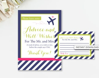 travel bridal shower invitation travel theme shower by mkkmdesigns, Bridal shower invitations