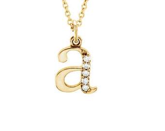 rose gold initial necklace white gold initial necklace three. Black Bedroom Furniture Sets. Home Design Ideas