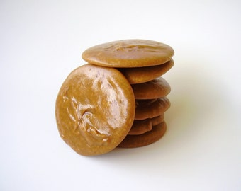 Original Pralines WITHOUT Pecans - 1 Half Dozen