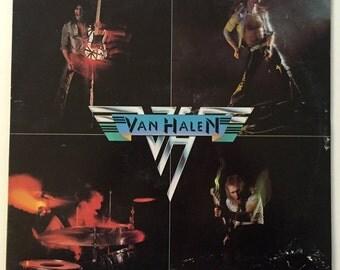 Van Halen - Van Halen (1978) Vinyl LP Record