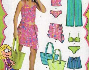 Swim Skirt Pattern Etsy