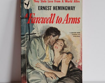 the use of contrasting images in a farewell to arms by ernest hemingway When reading ernest hemmingway's a farewell to arms, i was struck by the vivid images imagery and symbolism in ernest hemingway ernest-hemingway-s-farewell-arms.