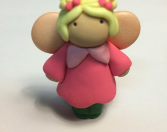 Poppy the Fairy MOSS GARDEN Collectibles by Raquel at the WRC