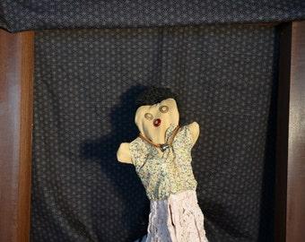 Hand Puppet Hippie