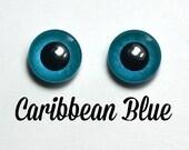 Eyechips 13 mm - Coloris Caribbean Blue  Taille Pullip Modèles Récents