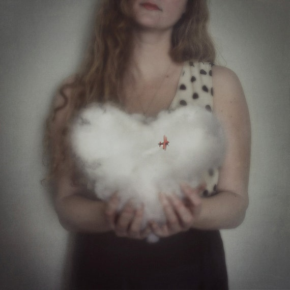 Dreaming of Love - LIMITED EDITION, Matted Print, Surreal, Whimsical, Fine Art Photography