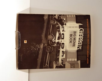 Chappell's Big Movie Book contains Piano Music Sheets for 60 Hollywood Movie Songs, with Movie Photo's and background for Hollywood Movies