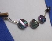 Shades of Purple Cartigan Clip/Shawl Gem (9902)