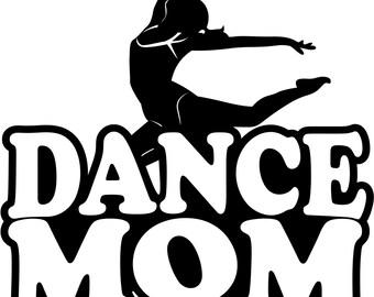 Dance Mom T Shirt/ Dance  Mom Shirt/ Dance Mom Clothing/ Dance mom gift/ Dance Mom/ Girl Dancer Dance Mom Short Sleeve T Shirt