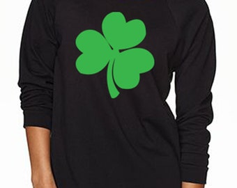 Shamrock St. Patrick's Day Off Shoulder Shirt, St. Pattys day, shamrock shirt, st. patricks day shirts, holiday, drinking shirt