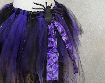 Fabulous Witch Tutu Set, ADULT Witch Costume, Witch Hat, Witch Tutu, Cosplay Tutu, Halloween Costume, Teen Tutu, Adult Costume, Photo Prop