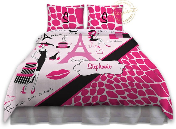 Girly Personalized Gifts Kids Love - Duvet Cover Set