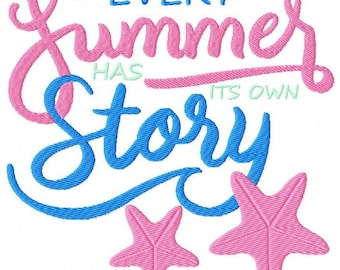 Its Own Story