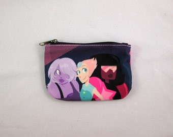 Crystal Gems Coin Purse (Steven Universe)