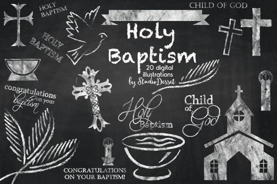 Chalkboard Baptism Cliparts Cross Clipart Chalkboard Clip