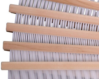 "24"" Ashford Reeds for Rigid Heddle Looms, Also fits the 24"" wide Kromski Rigid Heddle Loom. Replacement heddles for weaving."