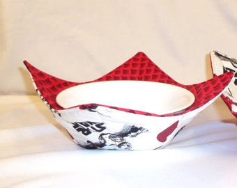 Microwave Bowl Cozy, Bowl Holders, Microwave Pot holders, Bowl Cozy, Star Wars,  Pot Holders, Grey,  Black, Red, Blue