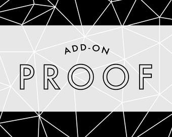 Add-On Listing - Digital Proof