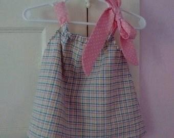 Infant Bow Tie dress
