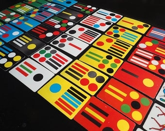 PLA-MOR Spots and Stripes Card Game