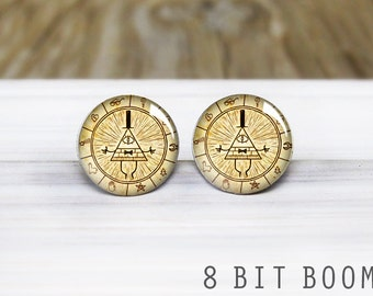 Bill Earrings - Hypoallergenic Earrings for Sensitive Ears