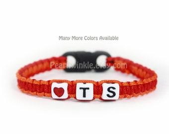 Taylor Swift Bracelet, Jewelry, Personalized Name, Pop Idol, Custom Name Bracelet, Word Bracelet, Pop Singer Bracelet, Swift bracelet