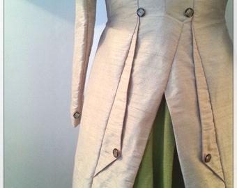 Ladies Victorian Frock Coat