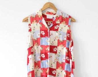 90's Checkered Shirt