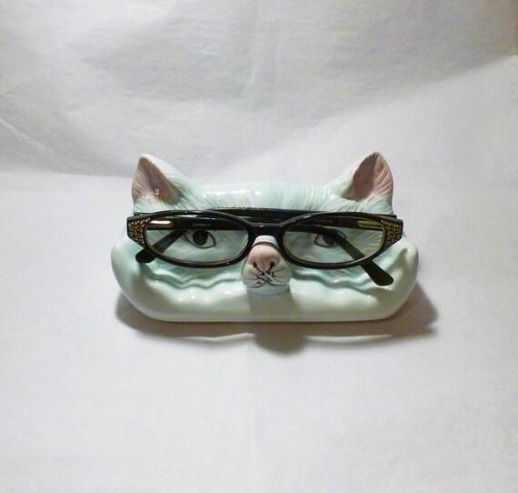 Vintage Cat Glasses Ho...