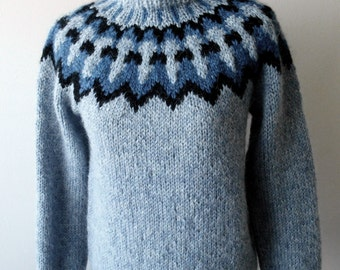 Icelandic wool sweater