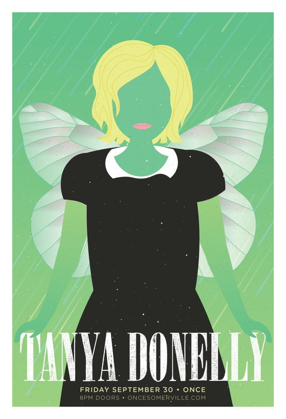 Tanya Donelly // ONCE, Somerville, MA