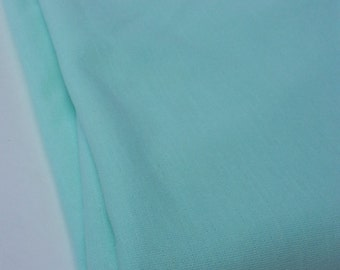 Soft Lime Green Polyester Fabric