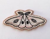"""Hand Embroidered Patch 