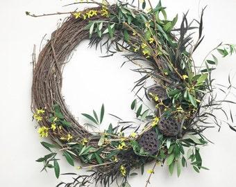 Darn Gorgeous Handmade Wreath