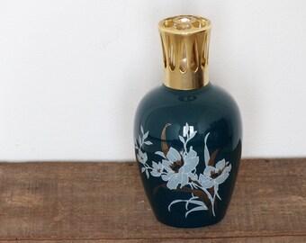Fragrance lamp - Lampe Berger - Made in France - 50's - Porcelain lamp - Interior fragrance -
