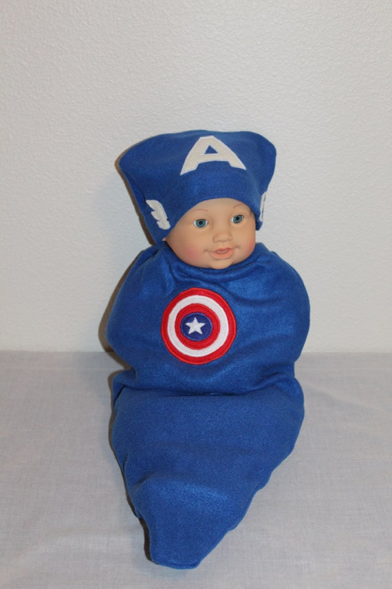 Captain America costume Baby Captain America costume Baby