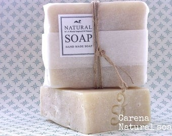 Carena natural SOAP, scented soap, Carena, herbal SOAP, no additives SOAP, scented soap